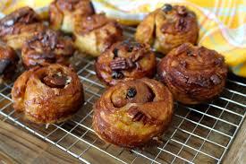 ina garten u0027s sticky buns the preppy hostess