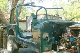 dark green jeep cj jeep cj and wrangler yj parts