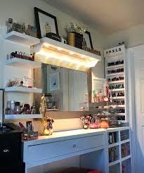 makeup vanity ideas for bedroom build a makeup vanity pdd test pro