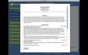 resume maker resume maker macupdate