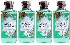 body washes shower gels bath body health beauty 4 bath body works magic in the air body wash shower gel shea vitamin e