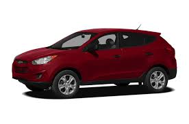 2011 hyundai tucson new car test drive