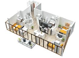magnificent 2 bedroom apartment building floor plans doctor okoye
