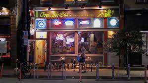 paris france circa 2014 a small paris cafe or restaurant