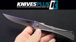 crkt crossbones 7530 knife jeff park design
