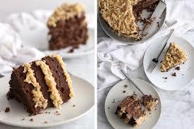 german chocolate cake foodiecrush