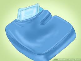 how to use a coccyx cushion 12 steps with pictures wikihow