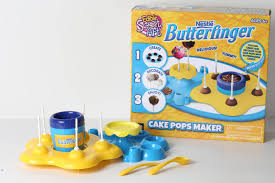 cake pop maker cake pops butterfinger maker baking activity set