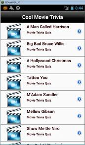cool movie trivia android apps on google play