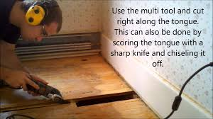 Laminate Floor Cutting Tools How To Replace Hardwood Floor Boards In A Tongue And Groove Floor
