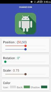 android icon generator iconic icon maker logo design apk thing android apps free
