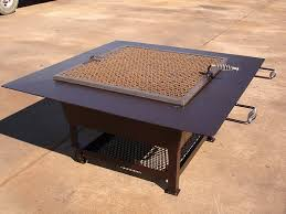 Custom Metal Fire Pits by Custom Metal Fire Pits Home Design Ideas