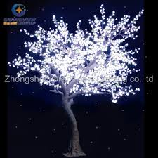 1 8m white color nature looking autumn led maple tree light maple