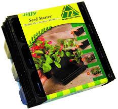 Greenhouse Starter Kits Amazon Com Jiffy 72 Cell Refill Plastic Inserts Plant