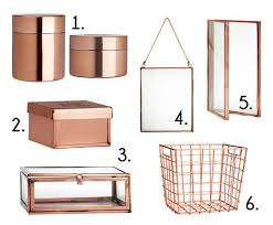 Gold Home Decor Accessories 13 Best Rose Gold Always Images On Pinterest Cherry