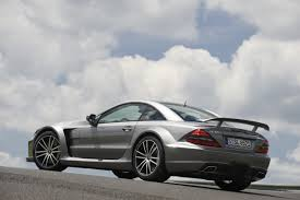 mercedes sl amg black series mercedes sl65 amg black series