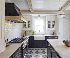 white kitchen cabinets black tile floor kitchen design inspiration 3 blue becki owens