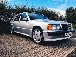 mercedes benz 190e 1989 in saltburn by the sea north yorkshire