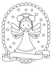 don u0027t eat the paste 2015 angel coloring pages