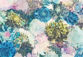 Komar Wall Mural Wallpops Komar Frisky Flowers Wall Mural Reviews Wayfair