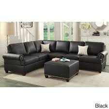 Oversized Loveseat With Ottoman Barletta 2 Pieces Sectional Sofa With Ottoman