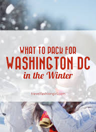 Washington travel packs images What to pack for washington dc in winter washington dc winter png