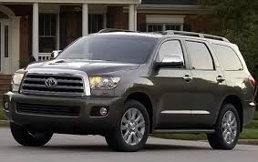 toyota usa website 2010 toyota sequoia information and photos zombiedrive