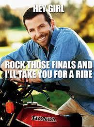 Ryan Gosling Finals Meme - ryan gosling finals motivation