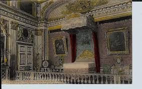 chambre louis 14 cpa a echanger 78 versailles palais chambre de louis xiv