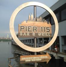 my review of pier 115 bar u0026 grill in edgewater nj