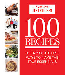 America S Test Kitchen by Contact America U0027s Test Kitchen 100 Recipes