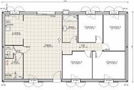 plan de maison gratuit 4 chambres maison 4 chambres etage agr able plan maison etage 4 chambres