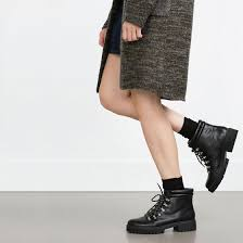 womens boots zara 66 best botin plano images on shoes shoe boots and
