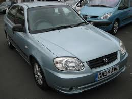 2004 hyundai accent manual used hyundai accent 2004 petrol 1 3 gsi 5dr hatchback blue manual