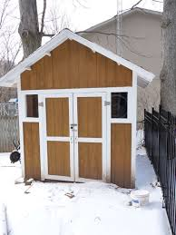 How To Build A Wooden Shed From Scratch by Build Your Own Storage Shed 12 Steps With Pictures