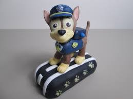 chase paw patrol fondant cakecentral