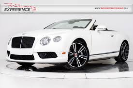 Msrp Bentley Continental Gt Used 2014 Bentley Continental Gtc Mulliner For Sale Fort