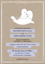 Love Bird Wedding Invitations Love Bird Wedding Invitation Template Printable Wedding