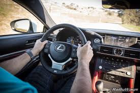 lexus drivers manual the powerhouse lexus rc f sports coupe review rallyways