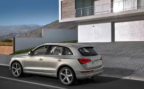 Audi Q5 Specs - 2013 audi q5 first drive motor trend