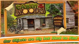 41 new hidden objects game free cabin in the woods android apps