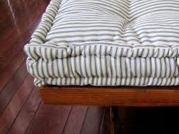 How To Make Bench Cushions Easy Best 25 Bench Cushions Ideas On Pinterest Patio Ideas Country