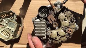 1999 honda accord alternator how to repair rebuild alternator honda accord prelude 1990 1996