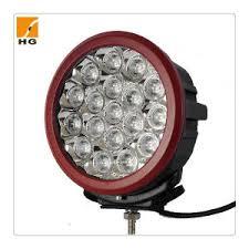 round led driving lights china 6 90w high intensity cree led round led driving light