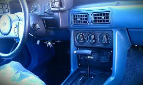 Fox Body Black Interior 1989 Mustang Lx Coupe