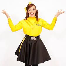 emma 3 piece costume the wiggles
