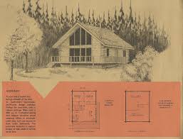 vintage log cabin plans 1 antique alter ego