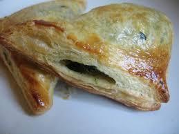 spanakopita with puff pastry creativity through food