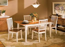 Raymour And Flanigan Dining Chairs This Family Friendly Ashby 5 Pc Dining Set Combines Some Of The
