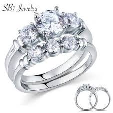 promise engagement and wedding ring set shop promise rings sb7 jewelry
